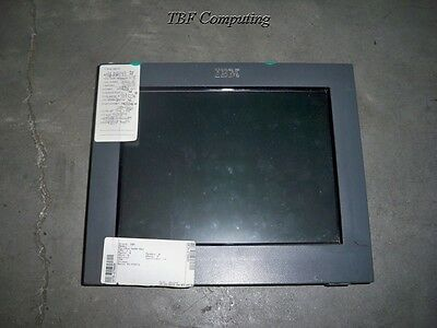 "IBM 4840 14R1956 LCD Assembly Touch Screen 12"" Monitor"