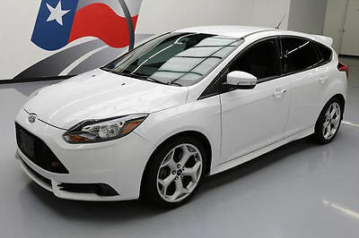 2014 Ford Focus  2014 FORD FOCUS ST ECOBOOST 6-SPEED ALLOYS 25K MILES  #381012 Texas Direct Auto