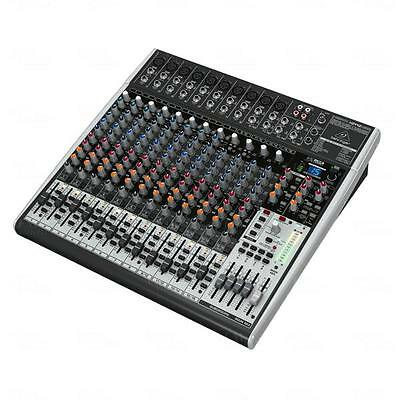 Behringer XENYX X2442USB PA Mixer 24 Channel