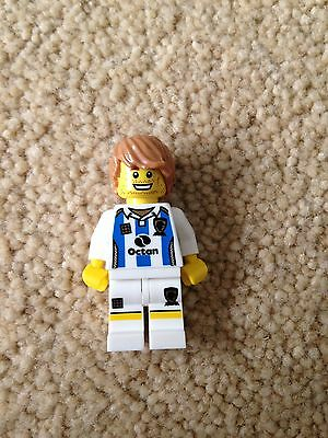 Lego Mini Figure Soccer Player Series 4