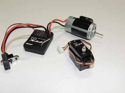 FTX Surge Dune Buggy 2 in 1 ESC With Motor And Servo