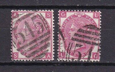 GB VICTORIA 2 X 3d RED (30A) USED