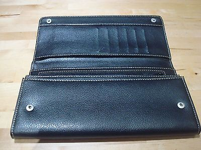 Faux Leather Passport Holder Travel Document Wallet Organiser Tickets Money NEW