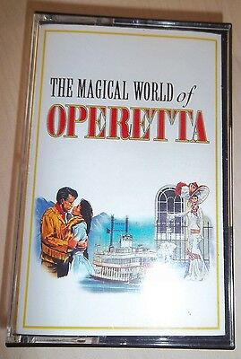 Cassette - The Magical World Of Operetta - All Time Rousing Favourites