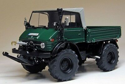 Weise Toys 1048 Unimog 406 (U84) with soft-top (1971 - 1989) (2016)