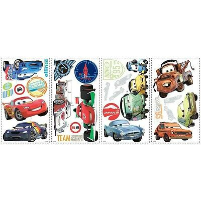 Cars Peel & Stick Wall Decal