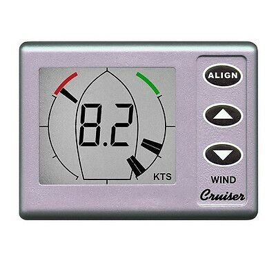 NASA Marine Replacement Cruiser Wind System Display only (Excludes MHU)