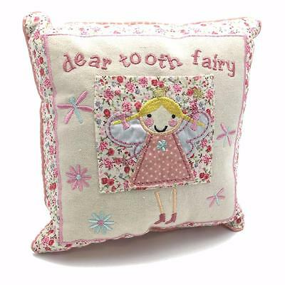 Dear tooth fairy cushion gift 65960