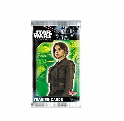 Topps Star Wars Rogue One Trading Card Game - 1, 5 or 10 Collectible Packs