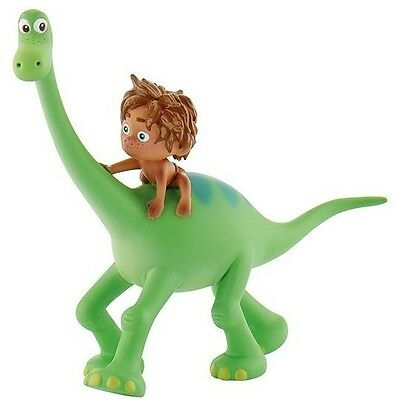 The Good Dinosaur - 12cm Arlo Figurine with Spot (Loose in Sealed Packet)