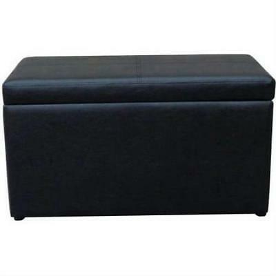 """30"""" Faux Leather Storage Ottoman Ravens 76"""" X 86"""" Red Runner Rug 8'X2' & More"""
