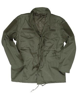 Mil-Tec U.s. M65 Feldjacke Trilaminat Parka Security Military Outdoor Oliv M