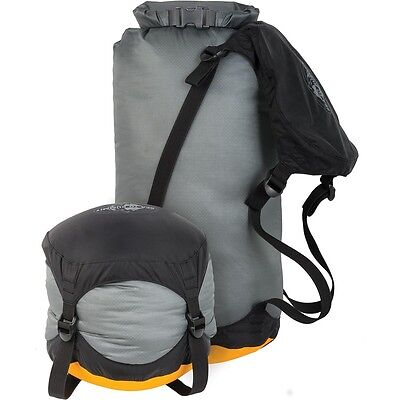 Sea To Summit Ultra Sil Event Dry Compression Sack Grey (Small)