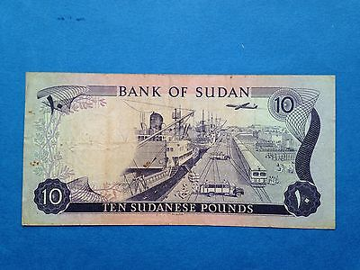 Collectable 1971-78 Series African 10 Pounds, VF