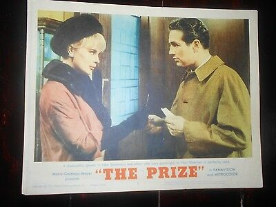Paul Newman / Elke Sommers                    The Prize