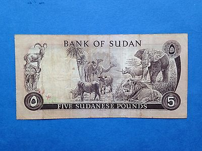 Collectable 1971-78 Series African 5 Pounds, VF