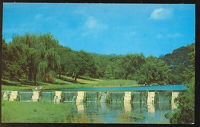 Hunt, Texas, Guadalupe River Dam (HuntTX7)notposted