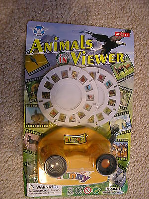 The World's Worst Viewmaster Style Set - It's Just Awful For Collectors Only ! !