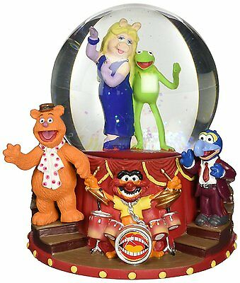 Presenting the Muppets Musical 100mm Water Globe / Ball by Westland