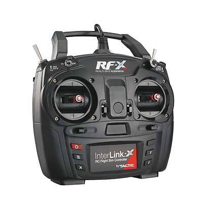 Great Planes RealFlight RF-X Interlink-X USB Controller GPMZ5000 Controller Only