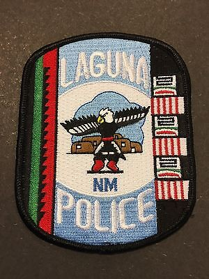 Laguna  New Mexico  Police Shoulder Patch