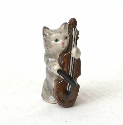Beswick Cat Orchestra - Cat With Cello No.1027 1945-1973