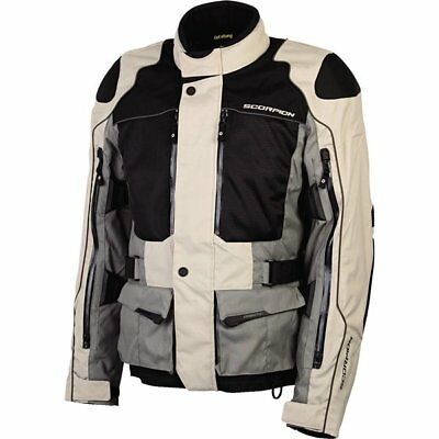 Scorpion EXO Yosemite Textile Jacket Motorcycle Jacket