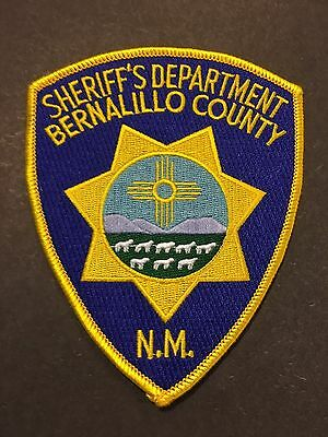 Dona Ana   County New Mexico  Sheriff  Shoulder Patch