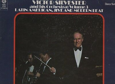 Victor Silvester & His Orchestra - Latin American, Jive...  . LP 1970