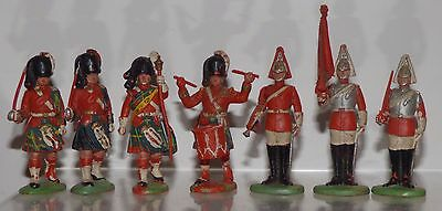 PF03 - Britains / Herald Scottish troops and Lifeguards