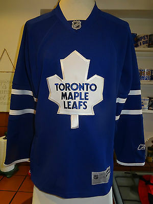 Toronto Maple Leafs Ice Hockey Jersey Size Small