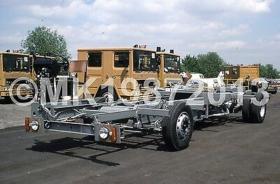 Bus / Fire Engine Slide Dennis Javelin Coach Chassis with Dennis RS Bodies