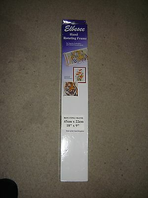 Elbesee Hand Rotating Frame 45Cm By 22Cm New In Box