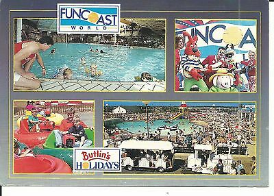 Butlins Funcoast World (Skegness) Multi View But8 04 Pc