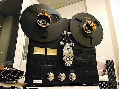 Technics RS-1506US Reel To Reel Tape Recorder Vintage 1976 Made In Japan Rare