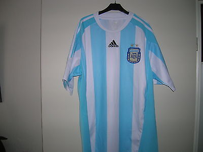 Maillot Football Adidas Argentine Taille L