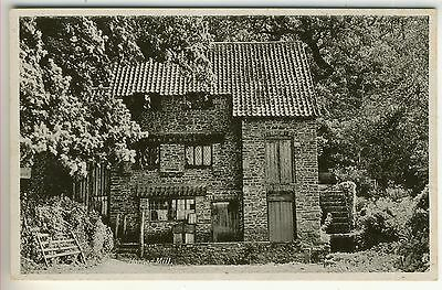 An Early Post Card of Horner Mill. Somerset.