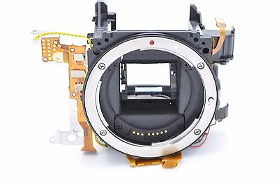 Canon 7D Mirror Box With Motor Light AE Sensor Replacement Part DH6952