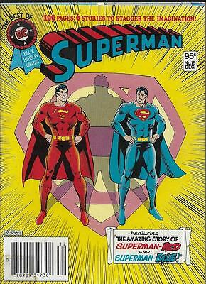 The Best of DC No.19 / 1981 Superman