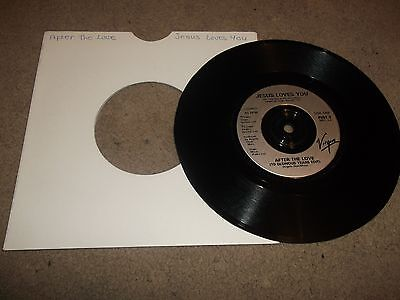 Jesus Loves You - After The Love (10 Glorious Years) - 7 Inch Vinyl Record
