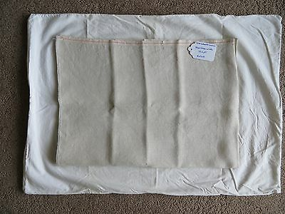 10% Off Lakeside Linens Hand-dyed 40 count linen - Maritime White