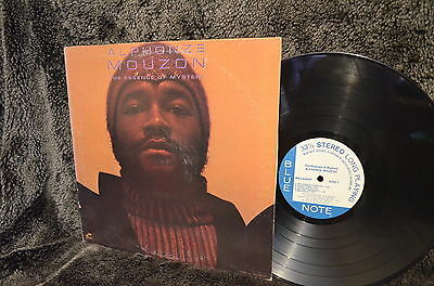 Alphonze Mouzon LP The Essence Of Mystery 1973 Blue Note original pressing