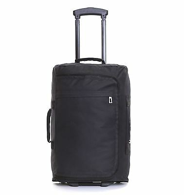 Ryanair Cabin Approved 55 x 35 x 20 Wheeled Trolley Luggage Suitcase Case Bag