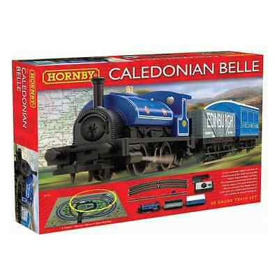 Hornby - OO Gauge Scale Caledonian Belle Train Set