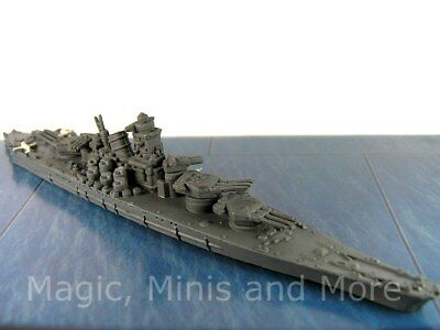 Surface Action SHO-GO YAMATO #38 rare War at Sea miniature