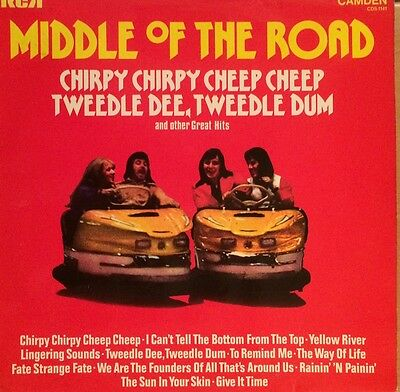 Middle Of The Road - Chirpy Chirpy Cheep ( Lp - 1971 )