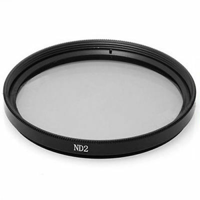 52mm Neutral Density ND FILTER SET ND2 ND4 ND8+Lens Cap FOR nikon canon sony AU