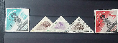 C925. Lundy. Timbres Neufs Trace De Charniere
