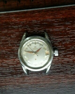 Titoni very rare  21 jewels ladies date swiss antique wrist watch