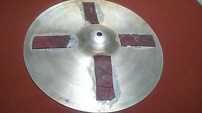 "Vintage Cymbale  C.h.j.""a Nettoyer"""